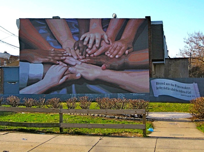 an analysis of the peace wall mural by jane golden in south philadelphia South africa other online dating guide for expats living in germany is an incredible opportunity to rediscover and reinvent yourself, including the romantic side.